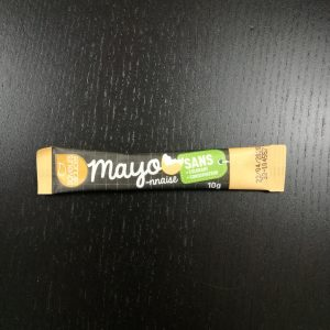 mayonnaise en sticks