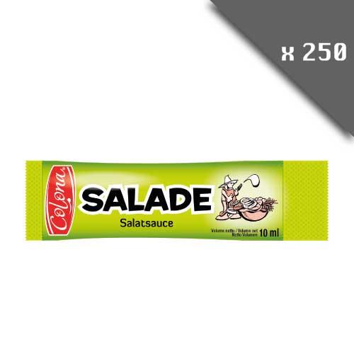 Lot de 250 dosettes de sauce salade - 250X10ml