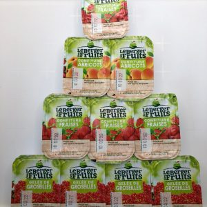 pyramide barquette berger des fruits multi parfums