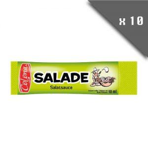 lot de 10 dosettes individuelles sauce salade 10ml colona