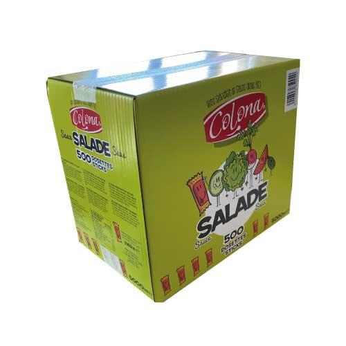 Pack de dosettes de sauce salade
