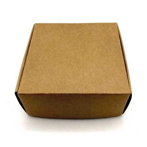 Cofret gels douche et savons pour 2 personnes boite en carton
