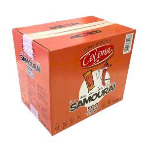 Dosettes individuelles sauce samourai 10ml lot de 500 dosettes individuelles