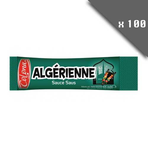 Dosettes individuelles sauce algérienne 10ml
